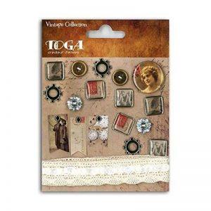 scrapbooking vintage TOP 3 image 0 produit