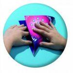 Ses - 14807 - Kit de Loisir Créatif - Animaux en Papier à Plier de la marque Ses image 1 produit