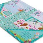 Set de papier à lettres 'Animaux des bois - Papeterie pour enfant - Set de Ecriture pour les Fille et garcon - Lucy Locket de la marque Lucy Locket image 3 produit