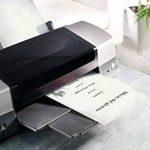 Sigel DP125 Papier à lettres, 21 x 29,7 cm, 90g/m², Menu de restaurant, blanc et gris, 50 feuilles de la marque Sigel image 4 produit