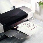 Sigel DP126 Papier à lettres, 21 x 29,7 cm, 90g/m², Carte des vins, blanc et mauve, 50 feuilles de la marque Sigel image 4 produit