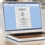 Sigel DP183 Papier à lettres, 21 x 29,7 cm, 90g/m², marbre gris clair, 25 feuilles de la marque Sigel image 1 produit
