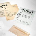 Sigel DP655 Papier à lettres, 21 x 29,7 cm, 200g/m², texturé crépis, beige, 50 feuilles de la marque Sigel image 4 produit