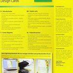 Sigel DP907 Papier à lettres, 14,8 x 21 cm, 90g/m², marbre beige clair, 100 feuilles de la marque Sigel image 1 produit