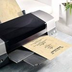 Sigel DP907 Papier à lettres, 14,8 x 21 cm, 90g/m², marbre beige clair, 100 feuilles de la marque Sigel image 2 produit