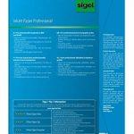 Sigel IP186 Papier professionnel d'imprimante jet d'encre, format A4 (21 x 29,7 cm), 25 feuilles de la marque Sigel image 1 produit