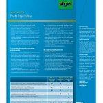 Sigel IP672 Papier photo professionnel, jet d'encre, mate satiné format A4 (21 x 29,7 cm), 260g/m², 20 feuilles de la marque Sigel image 1 produit