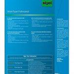 Sigel IP681 Papier professionnel d'imprimante jet d'encre, format A4 (21 x 29,7 cm), 200 g/m², 25 feuilles de la marque Sigel image 1 produit