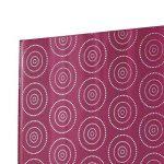 Sigel JN307 Carnet de notes Jolie, 13,5 x 20,3 cm, ligné, couverture rigide, fushia foncé de la marque Sigel image 3 produit