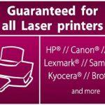 Sigel LP141 Papier photo laser/copieur, A4, 135 g, 100 feuilles de la marque Sigel image 2 produit