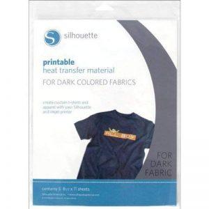 Silhouette Papier de transfert à chaud imprimable tissus foncés de la marque Silhouette image 0 produit