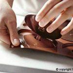 Silikomart 22.152.77.0065 C3D02 Moule pour Chocolat Forme Sapin Thème Pâques Silicone Marron de la marque Silikomart image 4 produit