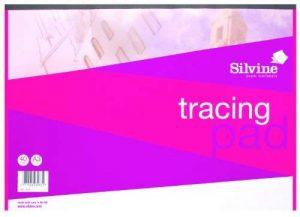 Silvine Bloc de Papier calque A3 de la marque Silvine image 0 produit