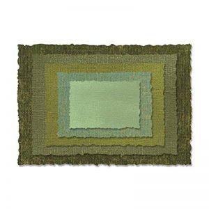 Sizzix Thinlits Die Set 5PK-Empilement Baroque Par Tim Holtz, Métal, Multicolour, 19,1 x 14,4 x 0,4 cm de la marque Sizzix image 0 produit