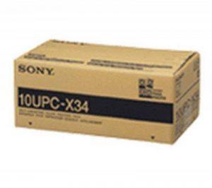 Sony 10UPC-X34 kit d'imprimantes et Scanners - Kits d'imprimantes et Scanners (UPX-C300, UP-DX100, UPX-C200, 90 x 101 x 0 mm, 30 Feuilles) de la marque Sony image 0 produit