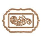 Spellbinders Lites forme étiquetteet Die Accent, en métal, marron de la marque Spellbinders image 2 produit