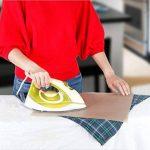 ss shovan Papier de cuisson, 5 feuilles teflon en PTFE pour transfert de presse de chaleur Feuille de matrice artisanale r¨¦sistant ¨¤ la chaleur, 16''x 24 de la marque ss shovan image 1 produit