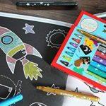 STABILO Trio Déco - Étui carton de 8 feutres - Couleurs metallisées de la marque STABILO image 3 produit