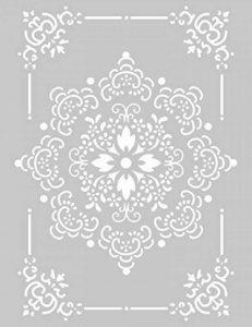 Stamperia Pochoir à motifs Ornements de la marque Stamperia image 0 produit