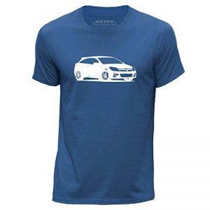 STUFF4 Hommes/Col Rond T-Shirt/Stencil Art voiture/Astra OPC H/CS de la marque STUFF4 image 0 produit