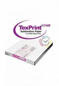 Sublimation papier TexPrint A4 110 feuilles de la marque Impression Continu image 0 produit
