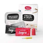 Sugru, pâte modelable fixante - Kit «Loisirs Créatifs» de la marque sugru image 1 produit