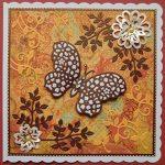 Sweet Dixie Floral Papillon Die, gris de la marque Sweet Dixie image 2 produit