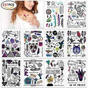 tatouage sur papier TOP 10 image 0 produit
