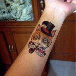 tatouage sur papier TOP 2 image 4 produit