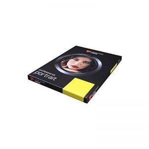 Tecco Papier Photo PHG260High-Gloss papier d'impression DIN A350feuilles 5760dpi 260g/m² Brillant Microporeuse Blanc naturel de la marque Tecco image 0 produit