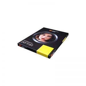 TECCO:PHOTO PL285 Luster, hochweißes Portraitpapier mit großem Farbraum und exzellenter Tiefenzeichung, 285 g/m², 10x15 (10,2x15,2 cm), 100 Blatt de la marque Tecco image 0 produit
