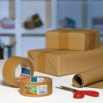 Tesa 55337-00002-01 Paper ecoLogo Ruban adhésif d'emballage 3 x 50:50 Marron de la marque Tesa image 2 produit
