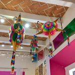 TexMex Fun Stuff Grande Décoration de Fête de Piñata Mexicaine en Carton Pliable Coloré Arc en Ciel de la marque TexMex Fun Stuff image 6 produit