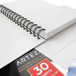 texture papier aquarelle TOP 5 image 3 produit