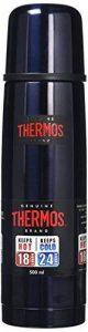 Thermos 185511 Bouteille isothermes Bleu 500ml Bleu 500ml de la marque Thermos image 0 produit