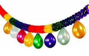 Tifany 8013396.0 Guirlande de Ballon Multicolore de la marque Riethmüller image 0 produit