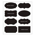 Étiquettes Bocaux 112 Pièces,14 Sheet de la marque Sunshine image 3 produit