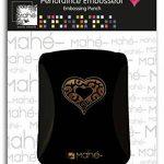 Toga OPE19 Mini Perforatrice embosseur Motif Cœur Plastique Noir 10 x 15 x 7 cm de la marque Toga image 2 produit