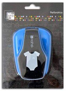 Toga OPXD17 Grande perforatrice Motif Body Plastique Noir 12 x 17 x 7 cm de la marque Toga image 0 produit