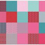 Toga POG004 Kokeshi Lot de 100 Feuilles origami Papier Multicolore 15 x 15 x 1 cm de la marque Toga image 1 produit