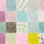 Toga POG005 1001 Fleurs Lot de 100 Feuilles origami Papier Multicolore 15 x 15 x 1 cm de la marque Toga image 1 produit