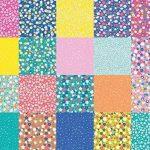 Toga POG009 Fleurs du Japon Lot de 100 Feuilles origami Papier Multicolore 15 x 15 x 1 cm de la marque Toga image 1 produit