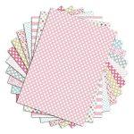 Toga PPK002 Naissance Lot de 48 Feuilles imprimées Papier Multicolore 21 x 29,7 x 0,1 cm de la marque Toga image 1 produit