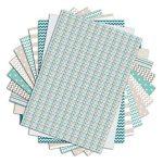 Toga PPK003 Naissance Lot de 48 Feuilles imprimées Papier Multicolore 21 x 29,7 x 0,1 cm de la marque Toga image 1 produit