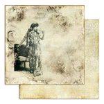 Toga PS153 Vintage Lot de 10 Feuilles Papier Multicolore 30,5 x 30,5 x 0,1 cm de la marque Toga image 4 produit