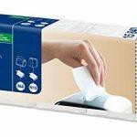 TORK Xpressnap 15840 Serviette enchevêtrée Extra Doux Blanc N4 - Vendu par 5 paquets de 100 Serviettes de la marque Tork image 1 produit