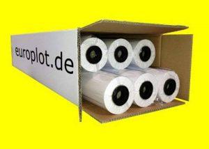 Traçage de 6 rouleaux de papier 90 g/m ² rouleau de 91,4 cm (914 mm x 50 m de long-microperforées pour cAO a0 de la marque Europlot image 0 produit