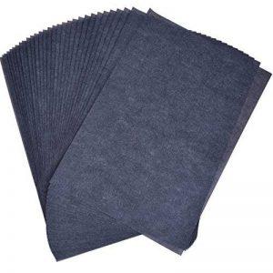 Transfert de Papier Carbone Feuilles de Transfert pour Tatouage, 9 par 13 Pouces, 30 Feuilles de la marque Outus image 0 produit