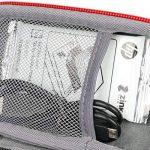 Étui de Voyage Rigide Housse Cas pour HP Sprocket Imprimante Photo portable par co2CREA (Noir) (Rouge) de la marque co2CREA image 2 produit