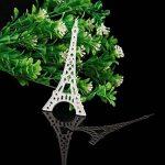 U-horizon La Tour Eiffel Dies de Découpe, Matrices de découpe Cutting Dies Pochoir à découper en métal pour scrapbooking, album photo, carte, papier de décoration, cadeau de la marque U-horizon image 1 produit